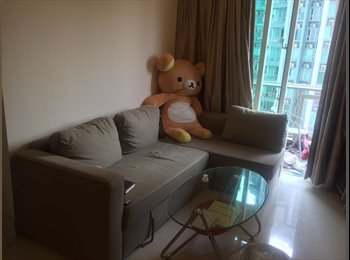 EasyRoommate HK - Large Single Room in Lohas Park - Move in with us now! , Tseung Kwan O / Hang Hau - HKD6,500 pcm