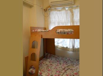 EasyRoommate HK - Bunk-Bed room in Sheung Wan flat share, Sheung Wan - HKD7,500 pcm