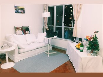 EasyRoommate HK - Cozy Apartment with beautiful seaview, To Kwa Wan - HKD15,000 pcm