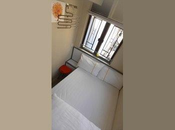 EasyRoommate HK - Double Bedroom with balcony, Tsim Sha Tsui - HKD6,500 pcm