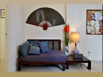 EasyRoommate HK - Newly renovated 2-bed flat in the heart of Sai Ying Pun, Sai Ying Pun - HKD11,000 pcm