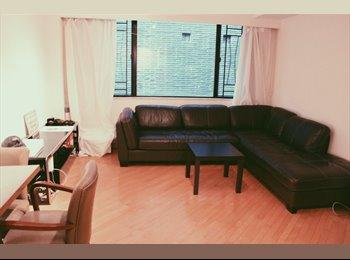EasyRoommate HK - Double Room in Happy Valley, Happy Valley - HKD8,600 pcm