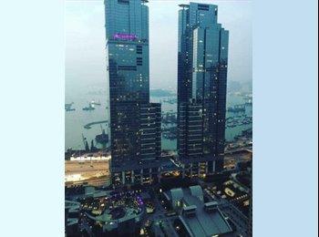 EasyRoommate HK - shared lux apt looking for nice flatmate, Jordan - HKD15,000 pcm