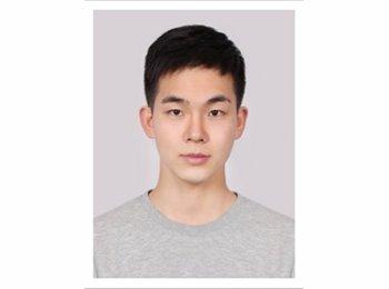 EasyRoommate HK - Daniel - 24 - Hong Kong
