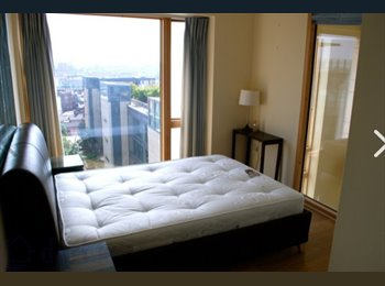 EasyRoommate IE - Room for rent in great apartment, Dublin - €750 pcm