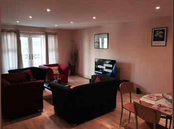 EasyRoommate IE - Double Bedroom in modern apartment, Galway - €550 pcm
