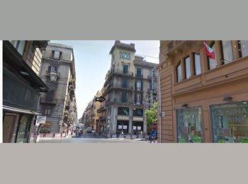 EasyStanza IT - Beautiful apartments for Erasmus students or friendly Italians :), Palermo - € 220 al mese