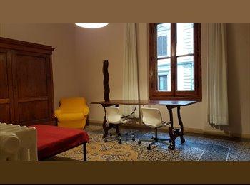 EasyStanza IT - STANZA GRANDE E LUMINOSA, Firenze - € 450 al mese