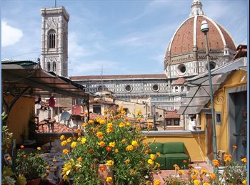 EasyStanza IT - apartment or room in historical center, Firenze - € 480 al mese