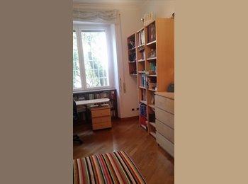EasyStanza IT - Stanza singola con bagno zona residenziale vicino LUISS e SAPIENZA, Parioli-Pinciano - € 550 al mese