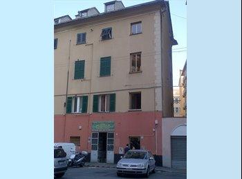 EasyStanza IT - Alloggio per studenti zona Stazione Brignole/Foce, Genova - € 550 al mese