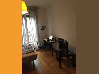 EasyStanza IT - Stanza nuovissima, vista panoramica,  grande confort in centro, Torino - € 480 al mese