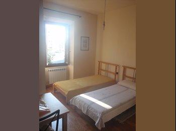 EasyStanza IT - Affittasi stanza 16 mq  con contratto uso transitorio , Prato - € 360 al mese