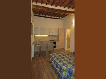 EasyStanza IT - Studio Apt Via Vallerozzi 28, Siena - € 600 al mese
