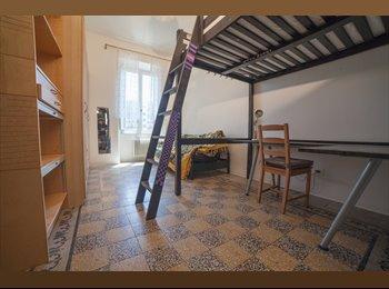 EasyStanza IT - Casa a Piramide, Aventino-S.Saba - € 450 al mese