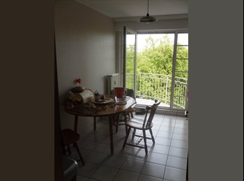 Appartager LU - Bonnevoie/Gare - Chambre, Luxembourg - 900 € / Mois