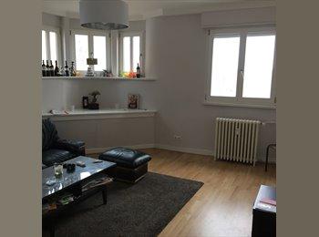 Appartager LU - Chambre à louer dans appartement de 110m2 (Luxembourg centre ville), Luxembourg - 1200 € / Mois