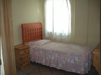 CompartoDepa MX - Renta Habitaciones  Amuebladas en la cd. de Toluca, Toluca - MX$1,950 por mes