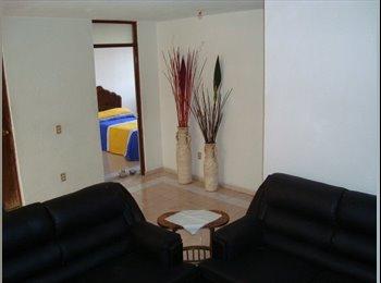 CompartoDepa MX - Habitaciones Disponibles!, Morelia - MX$1,700 por mes