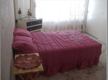 CompartoDepa MX - Rento Habitaciones Amuebladas para Señoritas, Aguascalientes - MX$1,300 por mes