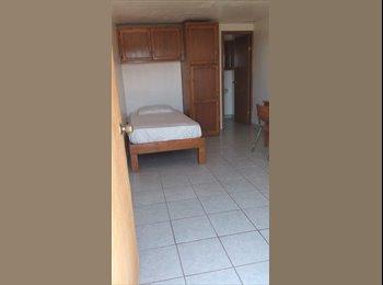 CompartoDepa MX - DEPA/ESTUDIO CERCA UABC-CICESE-UNAM, Ensenada - MX$2,800 por mes