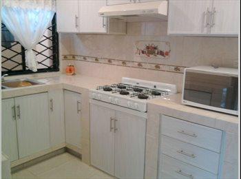 CompartoDepa MX - Casa residencial, Miramar - MX$5,000 por mes