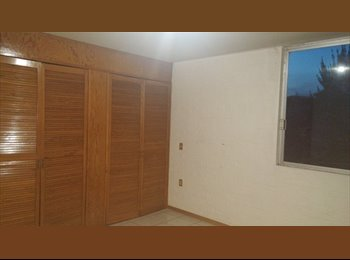 CompartoDepa MX - busco roomate,  Morelia: 1 habitacion disponible hermosodepa, Morelia - MX$2,700 por mes