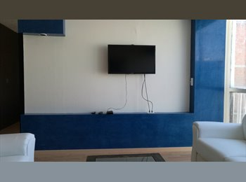 CompartoDepa MX - LUGAR EXCLUSIVO Y SEGURO, Cholula - MX$15,000 por mes