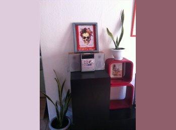 CompartoDepa MX - 2 lovely rooms condesa amuebladas , México - D.F. - MX$6,900 por mes