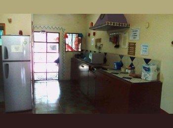 CompartoDepa MX - Cuarto con bano privado, Mérida - MX$4,500 por mes
