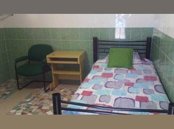 CompartoDepa MX - Habitacion individual para dama, Xalapa - MX$1,300 por mes