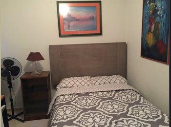 CompartoDepa MX - Hermosa habitación Matrimonial en el mejor residencial de Aguascalientes. , Aguascalientes - MX$4,500 por mes