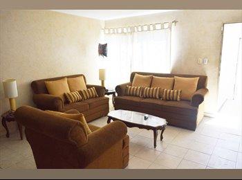 CompartoDepa MX - Habitación en Ampliación los Ángeles, Torreón - MX$3,000 por mes