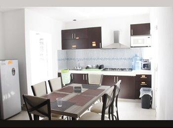 CompartoDepa MX - Renta tu Habitación Amueblada y Equipada, León - MX$3,750 por mes
