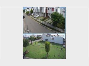 CompartoDepa MX - Comparto casa nueva Silao: mujeres profesionistas. Fraccionamiento Condado de la Pila. Excelente , Silao - MX$2,600 por mes