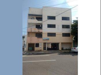 CompartoDepa MX - Habitación con cama individual y clima, Veracruz - MX$2,500 por mes