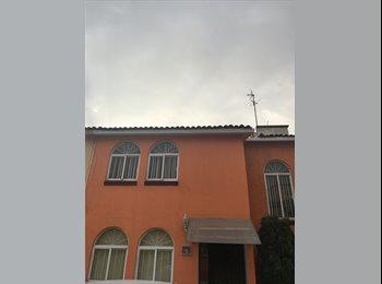 CompartoDepa MX - Comparto Casa en Fraccionamiento, Toluca - MX$3,500 por mes