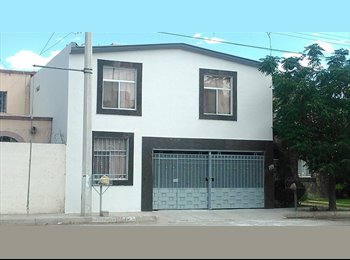 CompartoDepa MX - Renta habitación para estudiantes UACH nuevo campus, Chihuahua - MX$2,500 por mes