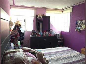 CompartoDepa MX - Amueblada Habitación en  Metepec, Toluca - MX$2,600 por mes
