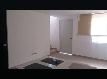 CompartoDepa MX - Rento cuarto y compartimos la casa, Cholula - MX$2,300 por mes