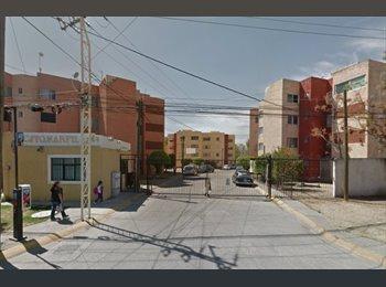 CompartoDepa MX - Se busca roomie mujer (habitación privada), León - MX$2,000 por mes