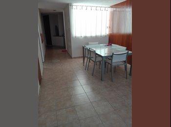 CompartoDepa MX - Se renta cuarto compartido en excelentes condiciones y buena ubicación , Puebla - MX$1,500 por mes
