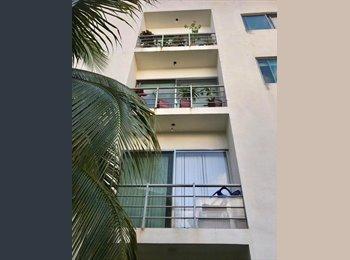 CompartoDepa MX - se renta habitacion, Cancún - MX$6,000 por mes