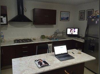 CompartoDepa MX - Comparto Casa completamente amueblada, Zapopan - MX$2,600 por mes