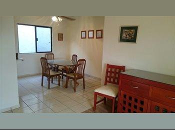 CompartoDepa MX - Renta de cuarto en Departamento compartido, Santa Catarina - MX$3,500 por mes