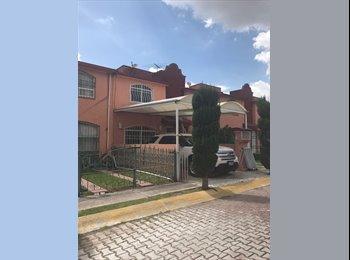 CompartoDepa MX - SE RENTA CUARTO, Puebla - MX$2,500 por mes