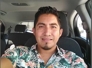 CompartoDepa MX - Gerardo  - 27 - Tlaxcala