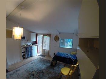 EasyKamer NL - Frisse studio in rustige omgeving, Amsterdam - € 700 p.m.