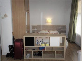 EasyKamer NL - Mooie ruime kamer 28 m² (incl), Rotterdam - € 640 p.m.