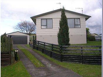 NZ - room for rent, Rotorua - $140 pw